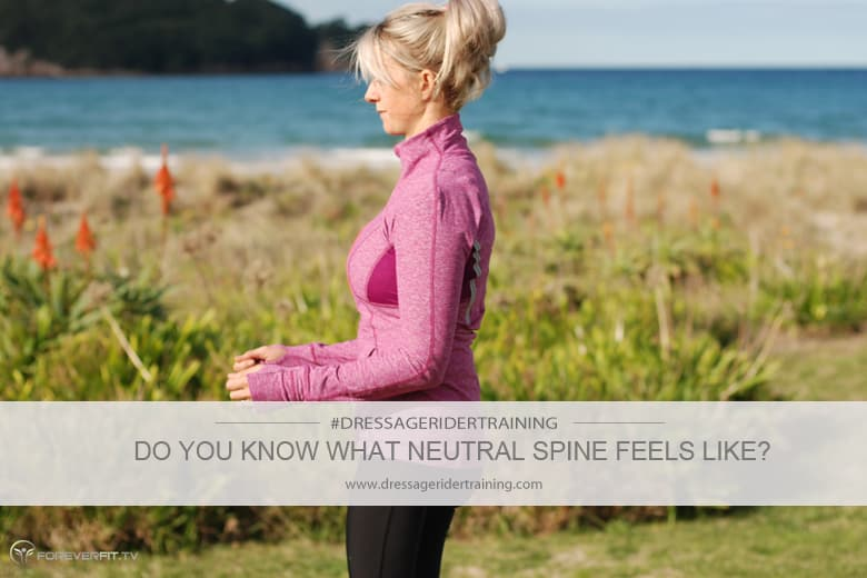 Do you know what neutral spine feels like