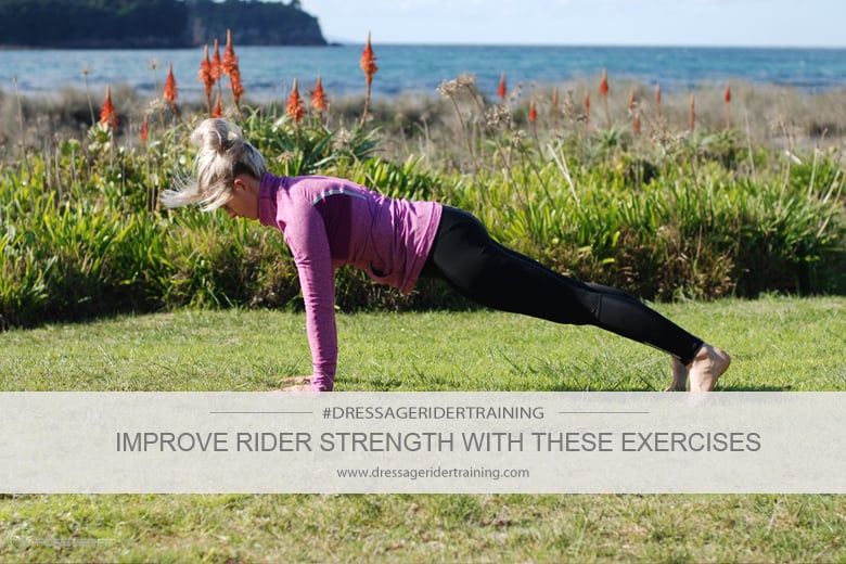 Improve Rider Strength With These Exercises
