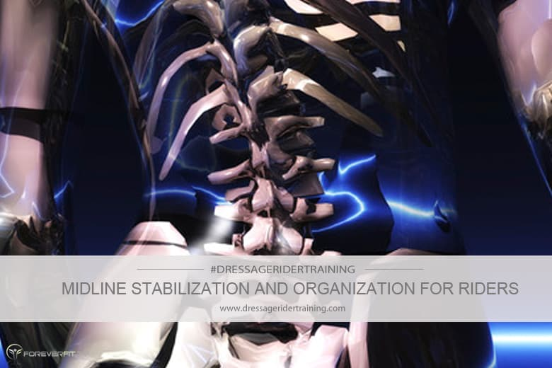 Midline Stabilization And Organization For Riders