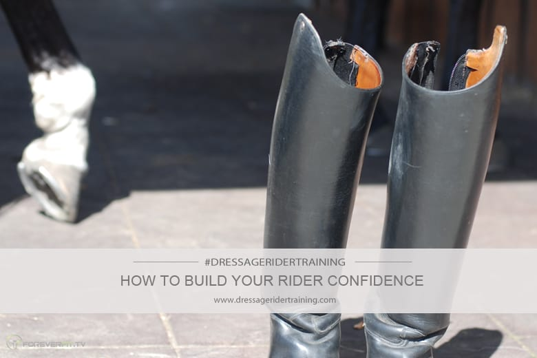 how to build your rider confidence