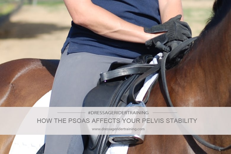 how a tight psoas affects your pelvis stability