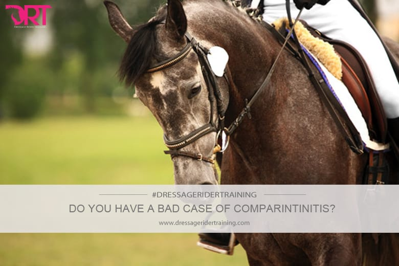 Do you have a bad case of comparintinitis