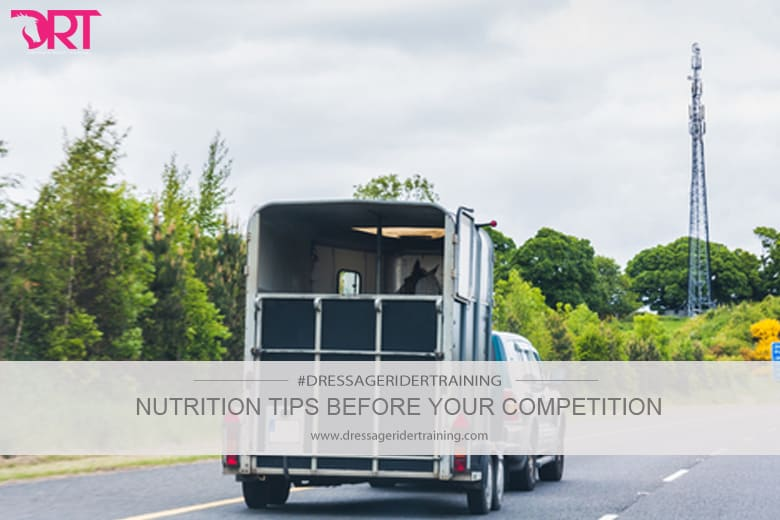 Nutrition Tips before your competition