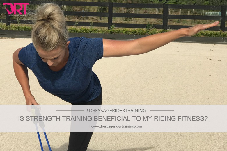 Is strength training beneficial to my riding fitness