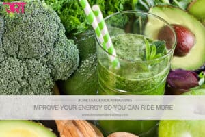 improve your energy so you can ride more