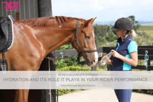 Hydration and its role it plays in your rider performance