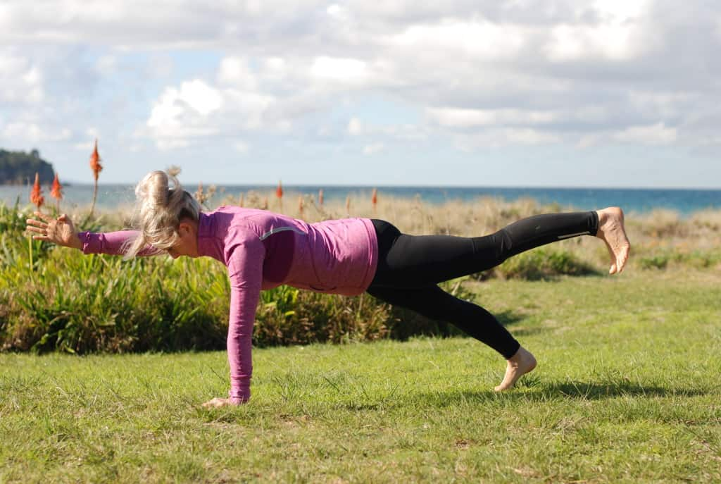 core strength exercises for horse riders
