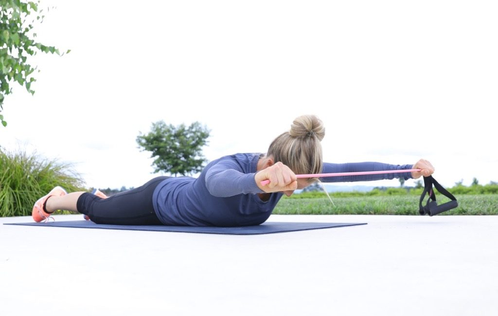 Resistance Band Exercises For Dressage Riders To Help Your Posture