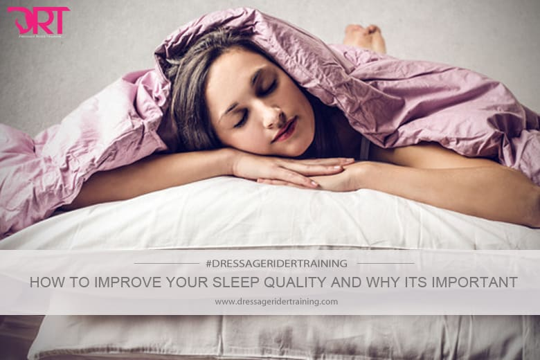 How to improve your sleep and why its important