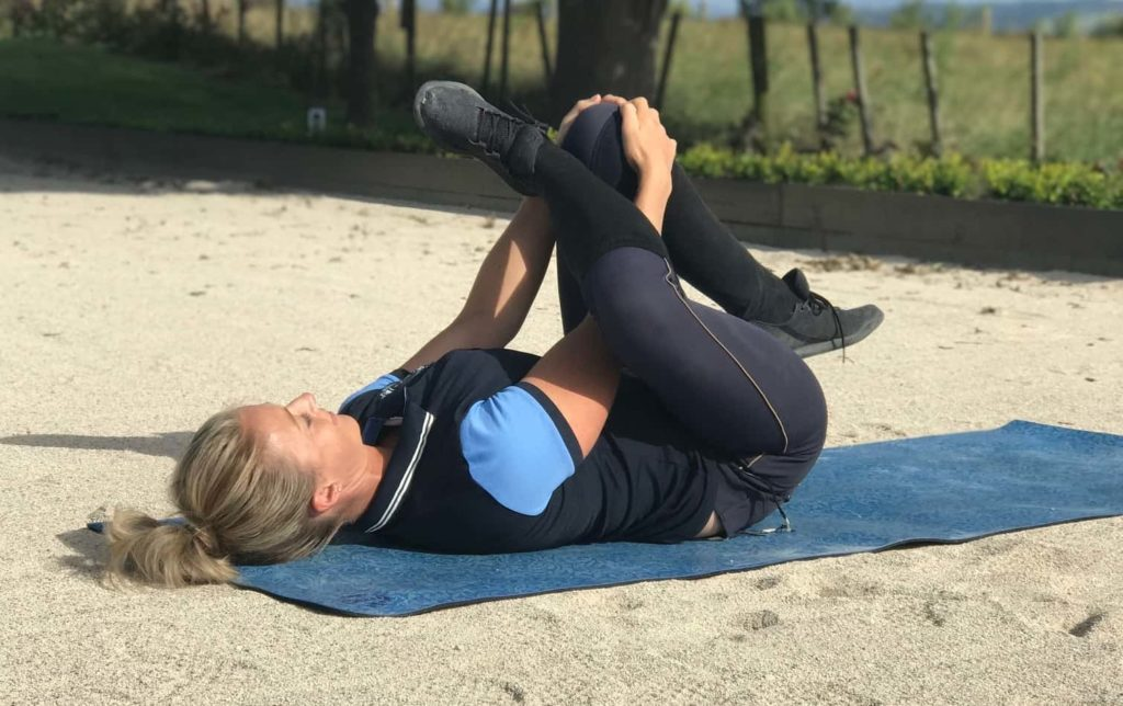 how to stretch piriformis