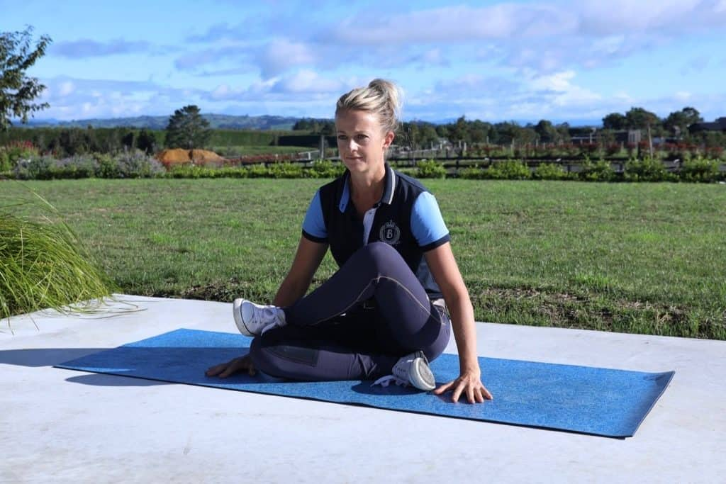 hip stretches for horse riders