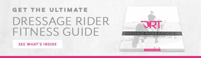 Dressage Rider Fitness Guide