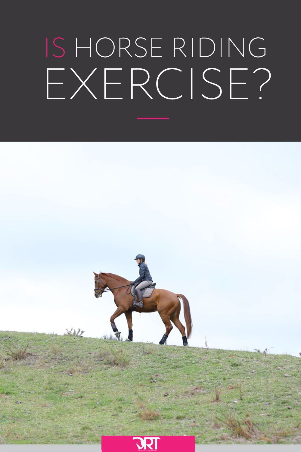 Is horse riding exercise? Discover if it is and how much exercise do you need to do around your riding. #dressagerider #dressage #dressagetraining